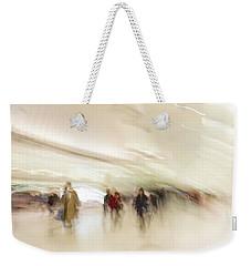 Multitudes Weekender Tote Bag