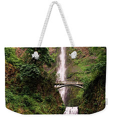 Multnomah Falls, Columbia River Gorge, Or Weekender Tote Bag