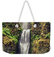 Multnomah Falls Lower Weekender Tote Bag