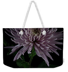 Weekender Tote Bag featuring the photograph Mum, No.3 by Eric Christopher Jackson