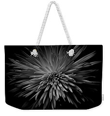 Weekender Tote Bag featuring the photograph Mum. No.7 by Eric Christopher Jackson