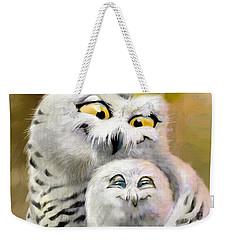 Mum's Love Weekender Tote Bag