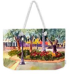 Munn Park, Lakeland, Fl Weekender Tote Bag