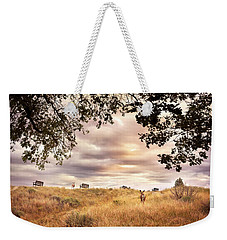 Munson Morning Weekender Tote Bag