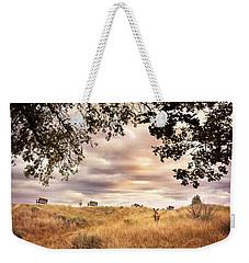 Munson Morning Weekender Tote Bag by John Poon