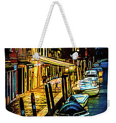 Murano At Night. Weekender Tote Bag