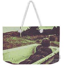 Murder Body Bag Weekender Tote Bag