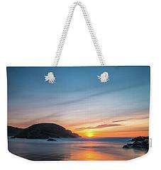 Murder Hole Beach Weekender Tote Bag