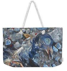 Murder Weekender Tote Bag by Steve Taylor
