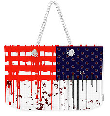 America In Distress Weekender Tote Bag