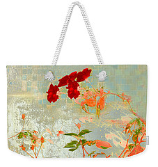 Weekender Tote Bag featuring the photograph Muro Viejo by Alfonso Garcia