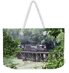 Murphy Branch Freight Weekender Tote Bag
