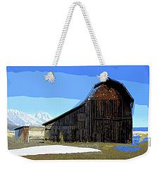 Murphy's Barn Weekender Tote Bag