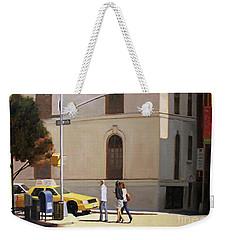 Murray Hill Weekender Tote Bag