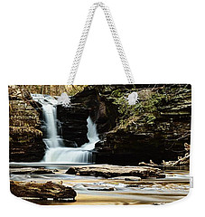 Murray Reynolds Falls Weekender Tote Bag