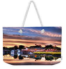 Murrells Inlet Sunset 3 Weekender Tote Bag