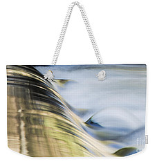 Weekender Tote Bag featuring the photograph Murrumbidgee River by Angela DeFrias
