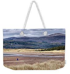 Murvagh Beach Winter Walk 2 Weekender Tote Bag
