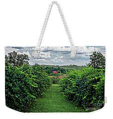 Muscadine View Weekender Tote Bag