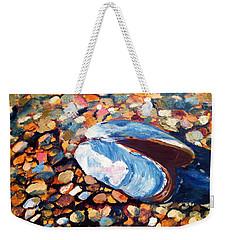 Muscle Beach Weekender Tote Bag