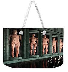 Museum Of Inner Demons Weekender Tote Bag