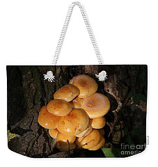 Mushroom Cluster Weekender Tote Bag