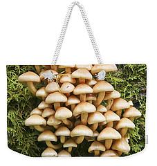 Mushroom Condo Weekender Tote Bag