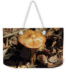 Mushroom Rising Weekender Tote Bag