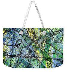 Music And Rhythm Weekender Tote Bag