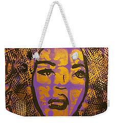 Music Mother  Weekender Tote Bag by Miriam Moran
