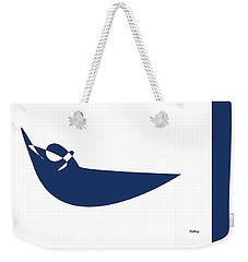 Music Notes 19 Weekender Tote Bag by David Bridburg