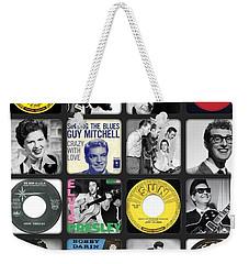 Music Of The 1950s Weekender Tote Bag