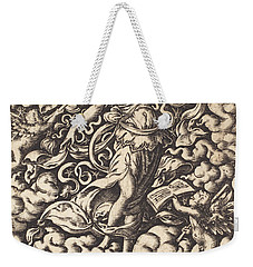 Musica Weekender Tote Bag by Virgil Solis or Virgilius Solis
