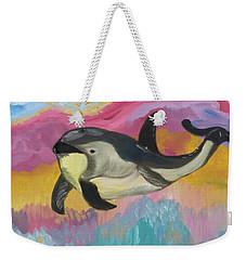 Musical Colors Weekender Tote Bag
