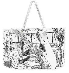 Musical Morning Weekender Tote Bag