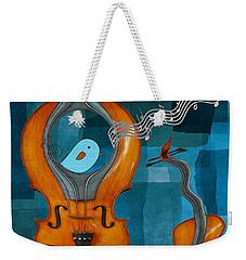 Musiko Weekender Tote Bag