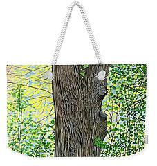 Muskoka Maple Weekender Tote Bag