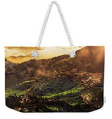 Mussoorie  Weekender Tote Bag