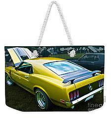Mustang Boss 302 Weekender Tote Bag