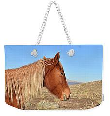 Mustang Mare Weekender Tote Bag