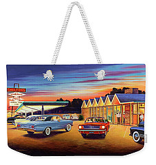 Mustang Sally - Shelton's Diner 2 Weekender Tote Bag