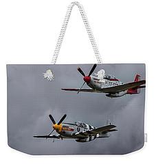 Mustangs Weekender Tote Bag