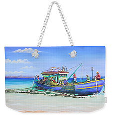 Mv Alice Mary Weekender Tote Bag