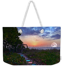 My Atlantic Dream Weekender Tote Bag