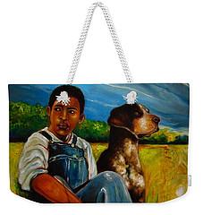 My Best Friend#2 Weekender Tote Bag