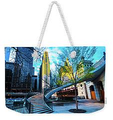 My Blue Chi Weekender Tote Bag