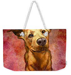 My Buddy Weekender Tote Bag by Sean ODaniels
