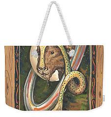 My Capricorn Weekender Tote Bag