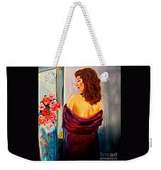 My Cherie Jenny Lee Discount Weekender Tote Bag