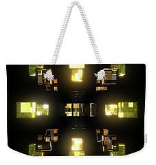 My Cubed Mind - Frame 100 Weekender Tote Bag